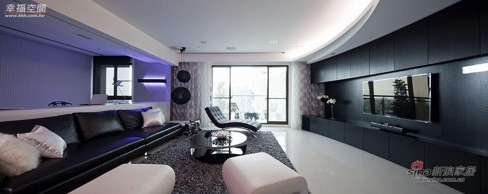 现代 二居 客厅图片来自幸福空间在我的专辑491787的分享