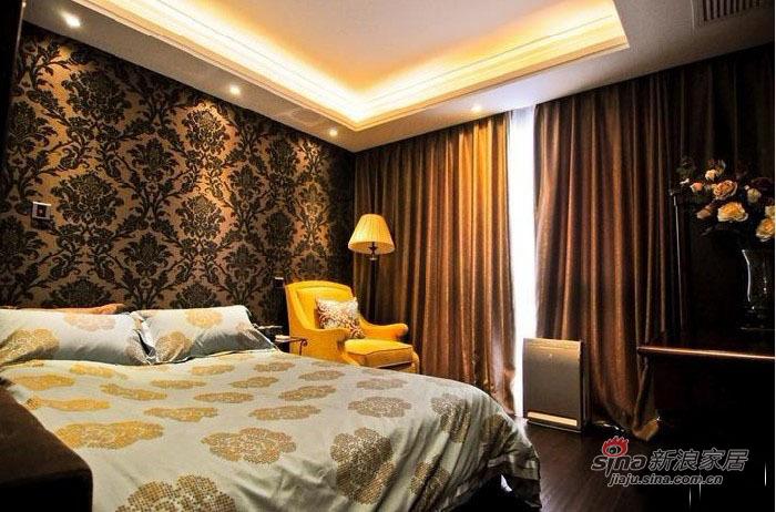 其他 其他 卧室图片来自用户2558746857在白富美10万装140平新古典豪宅98的分享