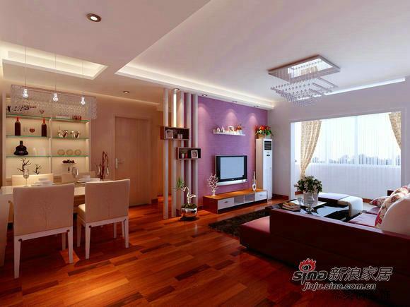 简约 二居 客厅图片来自用户2737782783在6万2打造金象泰温馨家园时尚简约经典两居39的分享
