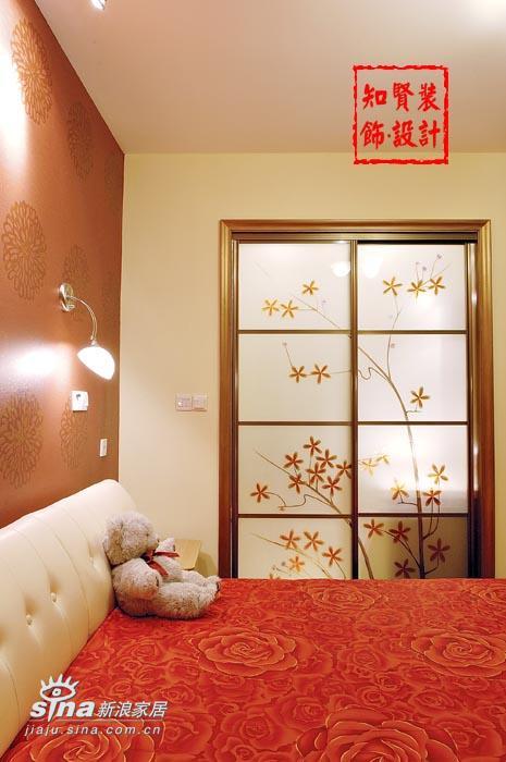 简约 一居 卧室图片来自用户2557010253在奢华田园二63的分享