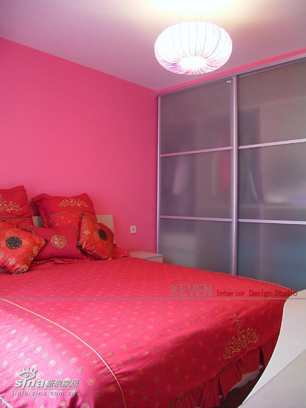 简约 二居 卧室图片来自用户2557979841在经典2房小空间的改造--aircf的新居--KEVEN设计48的分享