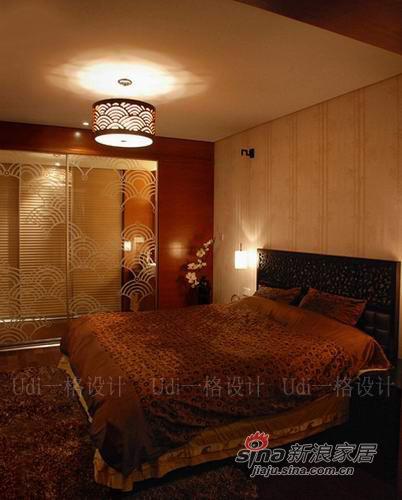 中式 跃层 卧室图片来自用户1907658205在书香门第 富贵人家95的分享