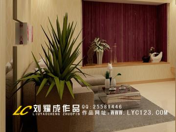 【高清】7万打造75平浪漫简约2居室95