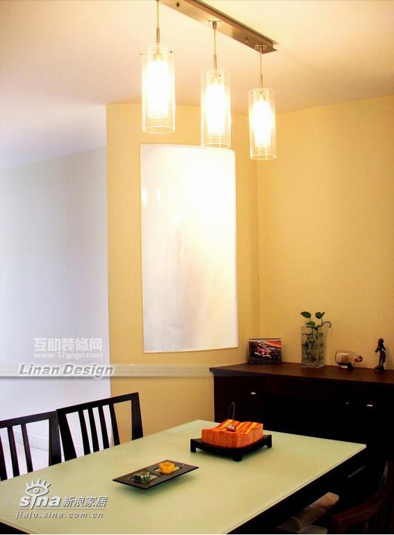 简约 别墅 餐厅图片来自用户2738093703在简约风格联体别墅40的分享