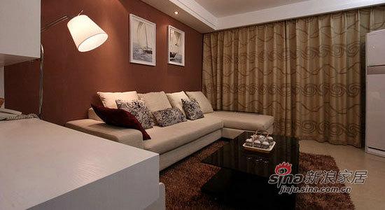 简约 二居 客厅图片来自用户2556216825在80后耗时半年装低调奢华两居59的分享