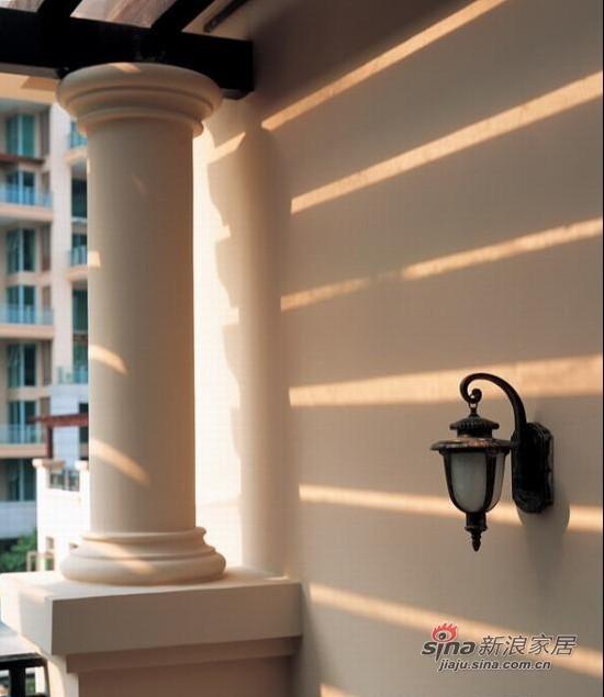 简约 别墅 玄关图片来自用户2738845145在红色幽雅的现代简约私宅95的分享