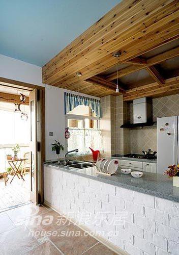 地中海 别墅 厨房图片来自用户2756243717在欧式古典风格-马可波罗26的分享