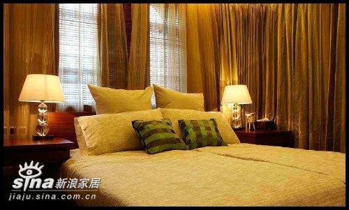 简约 三居 卧室图片来自用户2737759857在样板间33的分享
