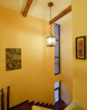 其他 loft 楼梯图片来自用户2737948467在【高清】180平东南亚地中海混搭居72的分享
