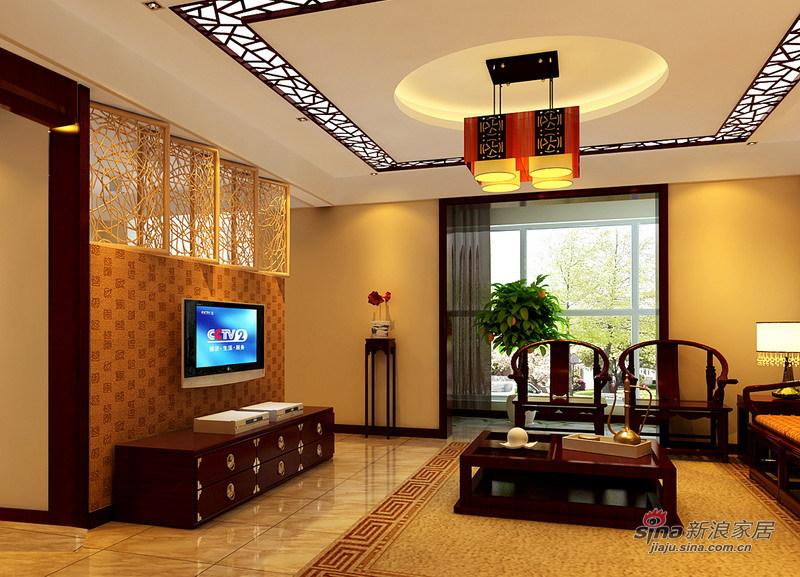 中式 四居 客厅图片来自用户1907661335在我的专辑302567的分享