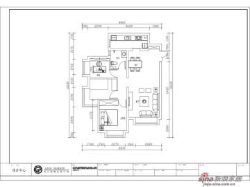 津南新城91㎡-3室1厅-现代简约38