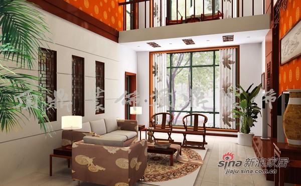 简约 一居 客厅图片来自用户2558728947在中式命运交响曲48的分享
