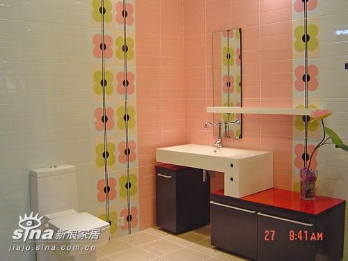 简约 一居 卫生间图片来自用户2739153147在卫生间 准确表达时尚和流行基因79的分享