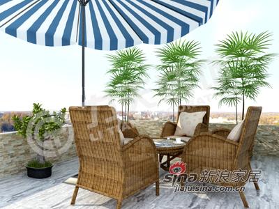 欧式 别墅 阳台图片来自阳光力天装饰在宁静、温馨、家的港湾75的分享