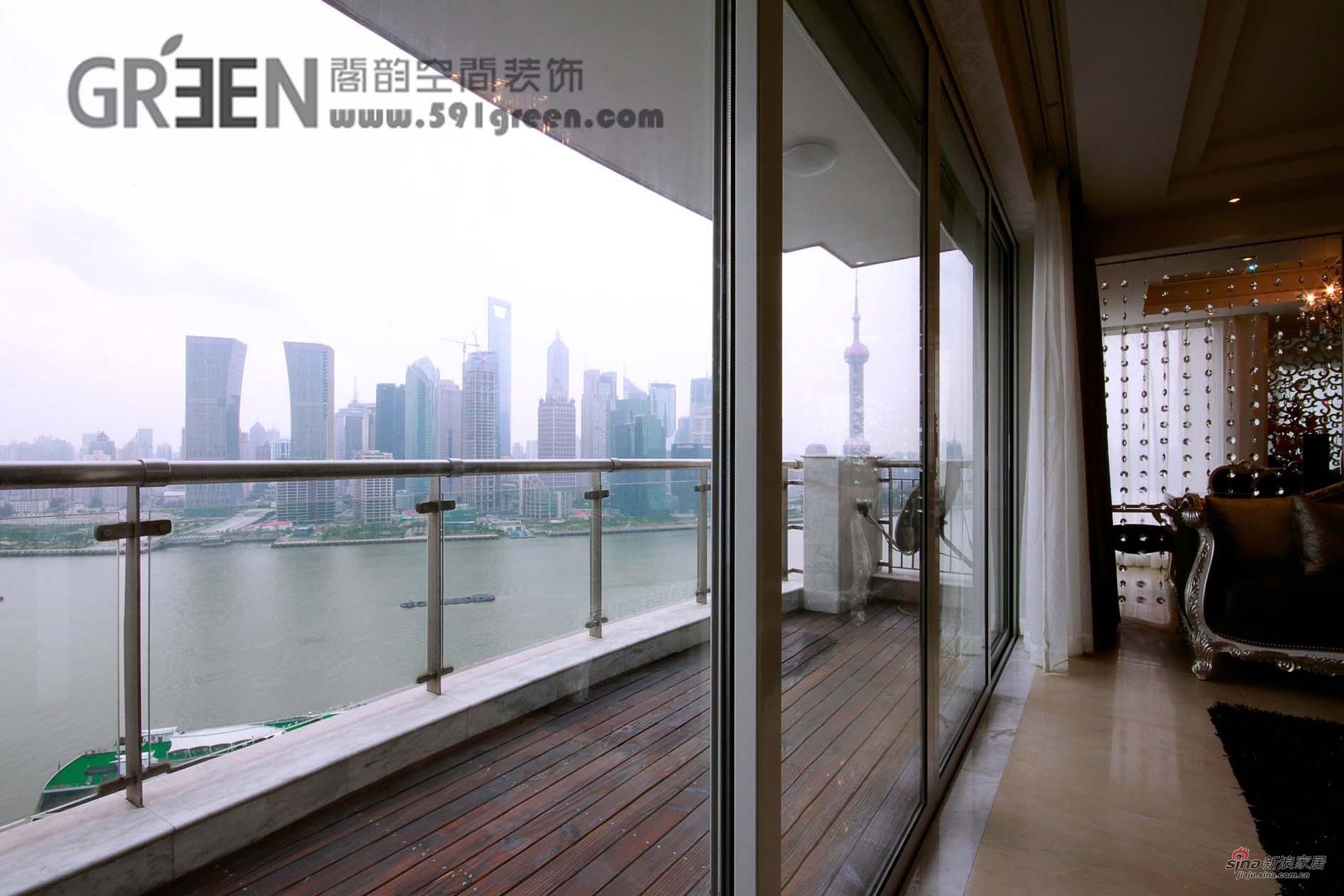 欧式 三居 阳台图片来自用户2746889121在新上海印象——银魅水晶80的分享