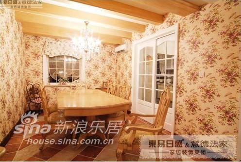 田园 四居 餐厅图片来自用户2557006183在荆山翠谷-乡村之恋15的分享