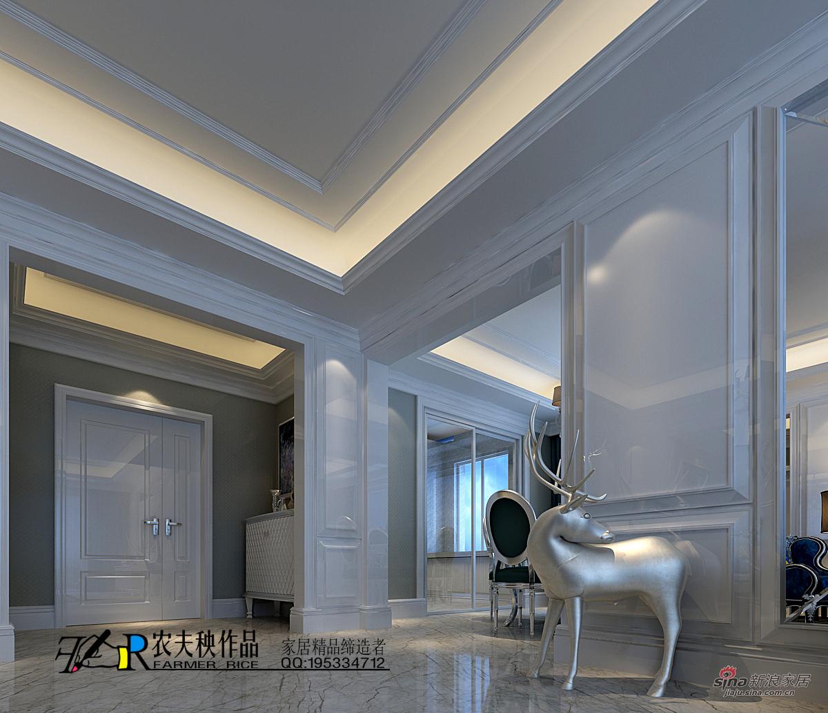 欧式 三居 客厅图片来自用户2772873991在155平米简约欧式390的分享