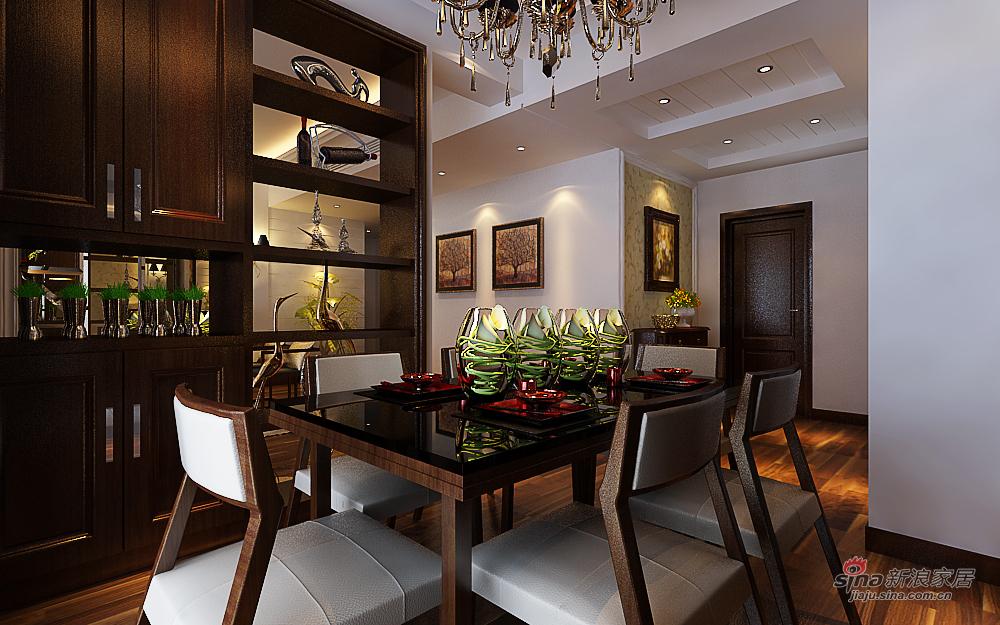 中式 三居 餐厅图片来自用户1907661335在我的专辑612597的分享