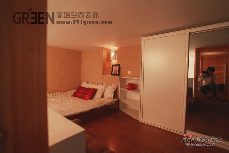 其他 一居 客厅图片来自阁韵空间装饰在loft73的分享