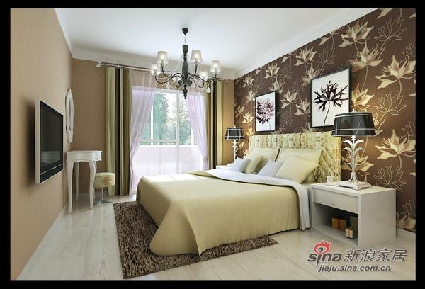 简约 一居 卧室图片来自用户2558728947在限价房之装修篇--田园篇64的分享