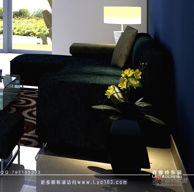 简约 四居 客厅图片来自用户2558728947在格蓝康都柳宅69的分享
