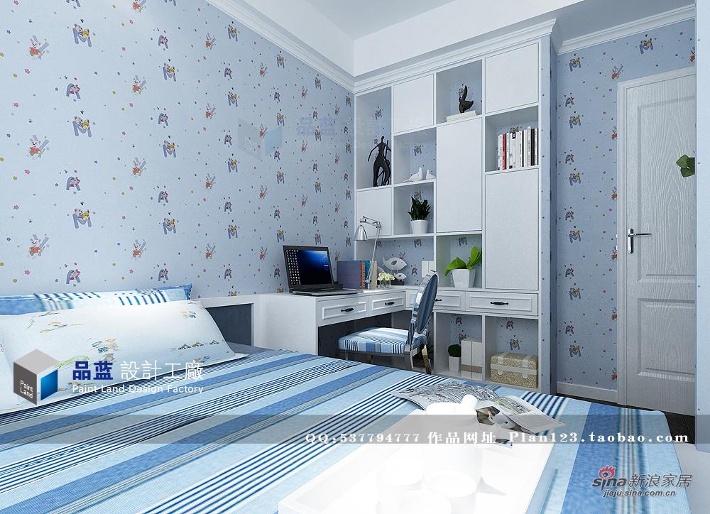 欧式 三居 儿童房图片来自用户2745758987在【高清】《翡翠夫人》--132平米样板房32的分享