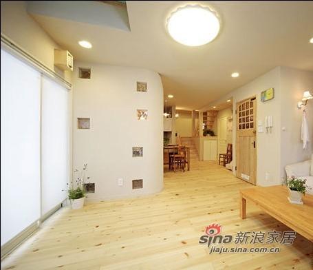 田园 二居 客厅图片来自用户2557006183在8万全包翻新72平二居室72的分享