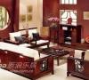 清风装饰案例展-勾起怀旧的传统古典