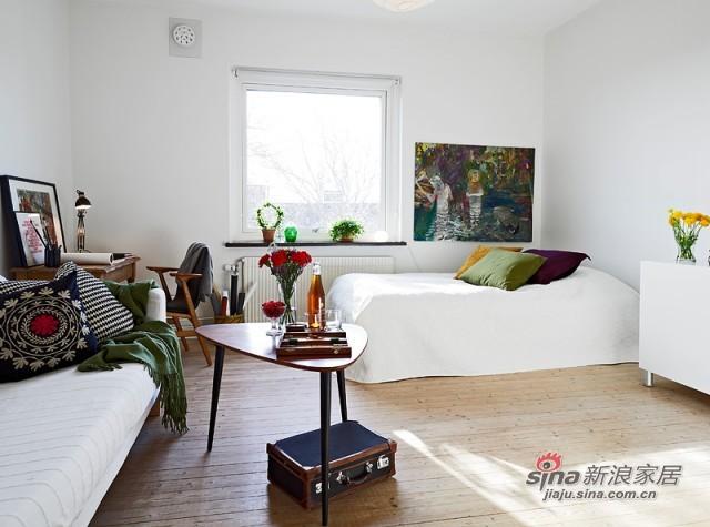 简约 一居 客厅图片来自用户2738820801在小资女35平米极简单身公寓22的分享