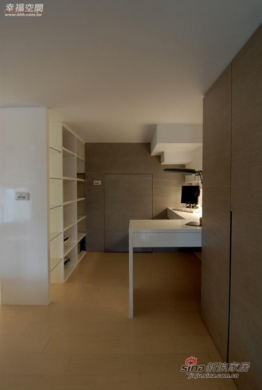 简约 复式 书房图片来自幸福空间在积极规划60平米舒宜居复式家84的分享