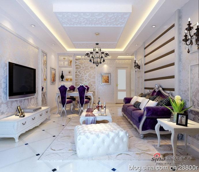 欧式 三居 客厅图片来自用户2745758987在我的专辑805540的分享