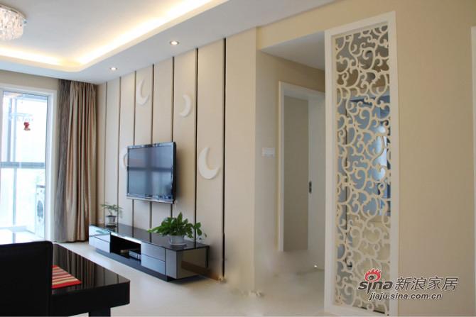 简约 三居 客厅图片来自用户2738813661在白领9万低调94平简约3居13的分享