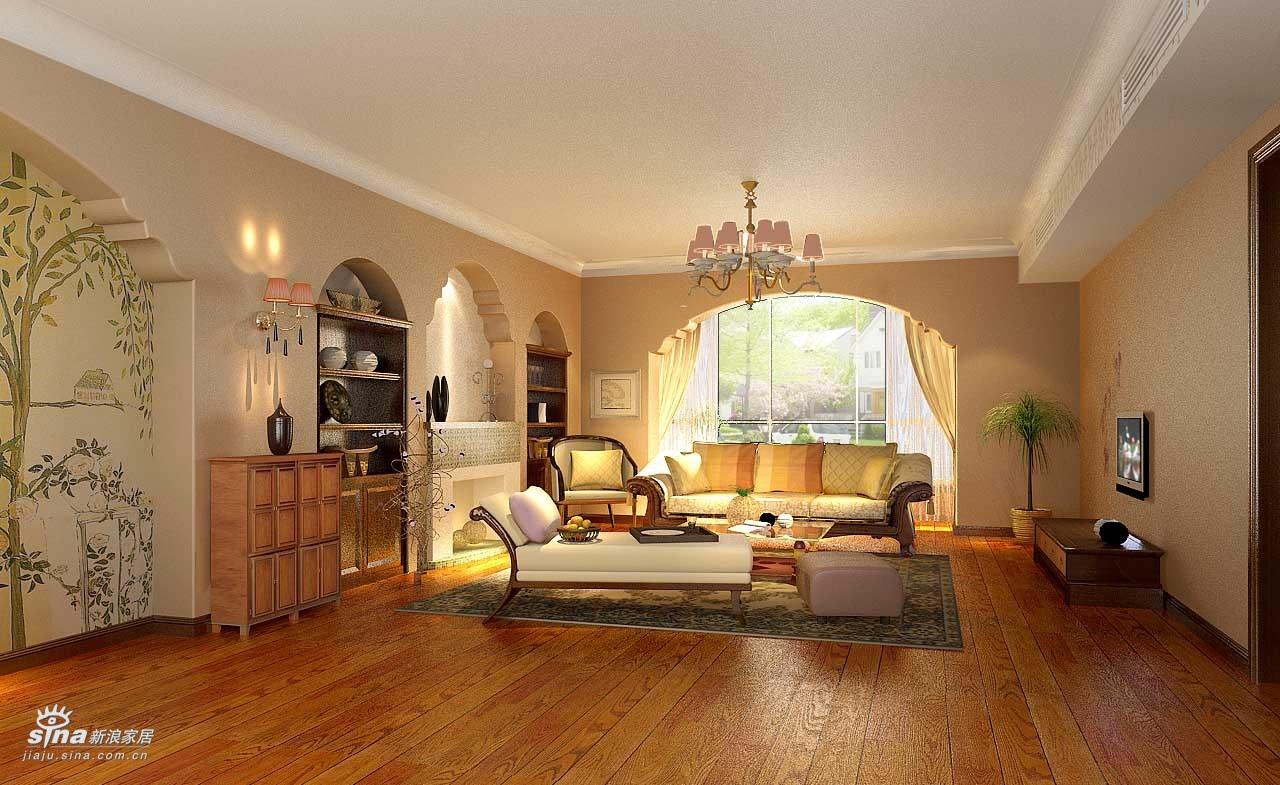 其他 三居 客厅图片来自用户2737948467在风情62的分享