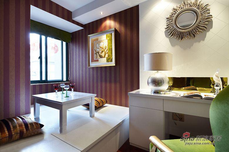 欧式 三居 卧室图片来自用户2746948411在【青岛实创装饰】青特花溪地古典奢华3居71的分享