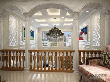 【高清】欧式新古典别墅设计森林首府23