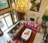 客厅全景-元洲装饰-4008981997