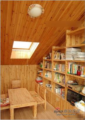 田园 复式 卧室 楼梯 文艺青年 阁楼 艺术图片来自用户2737946093在超赞的日式田园小阁楼47的分享
