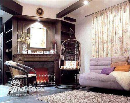 欧式 四居 客厅图片来自用户2746889121在波希米亚的神秘风情 展现前所未有的浪漫37的分享