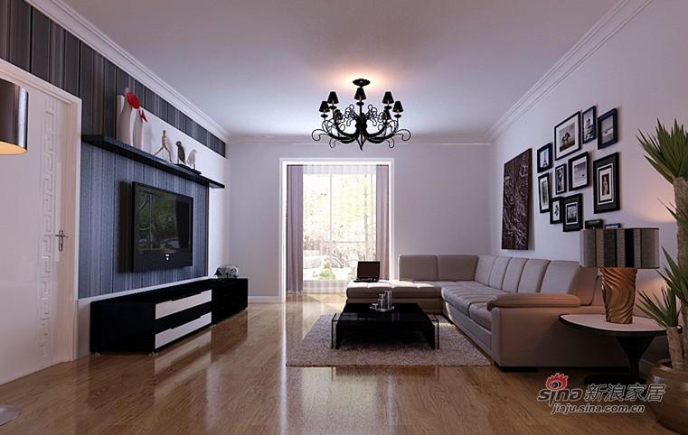 简约 三居 客厅图片来自用户2737735823在海淀区中昊家园77的分享