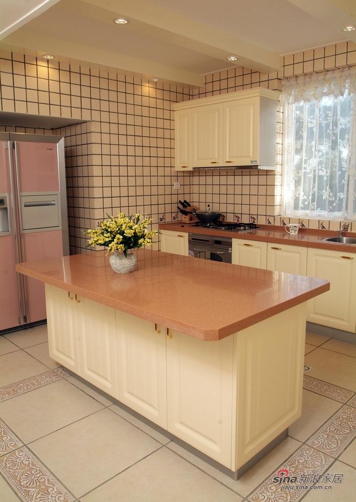 田园 四居 厨房图片来自用户2557006183在【多图】乡村田园风格39的分享