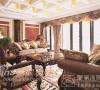 棕榈泉别墅-聚通装潢