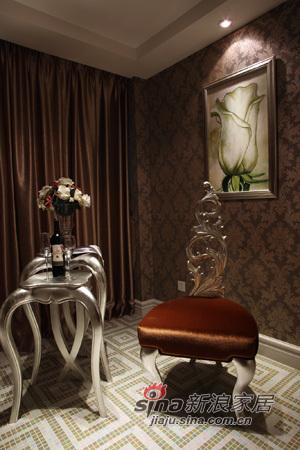 欧式 三居 餐厅图片来自佰辰生活装饰在10.8万打造低调奢华大空间15的分享