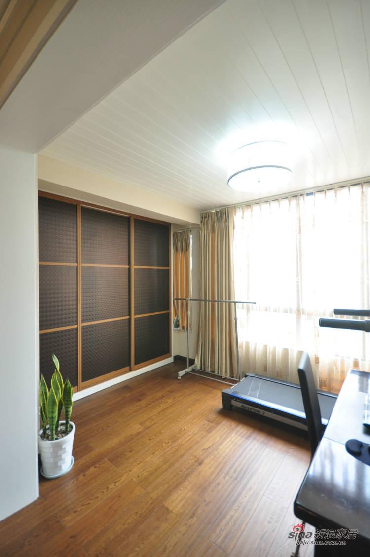 混搭 三居 客厅图片来自用户1907691673在90平混搭风格三居97的分享