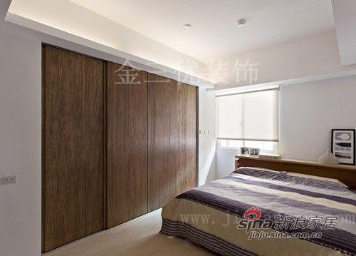 简约 二居 卧室图片来自用户2738093703在直线条的简单22的分享