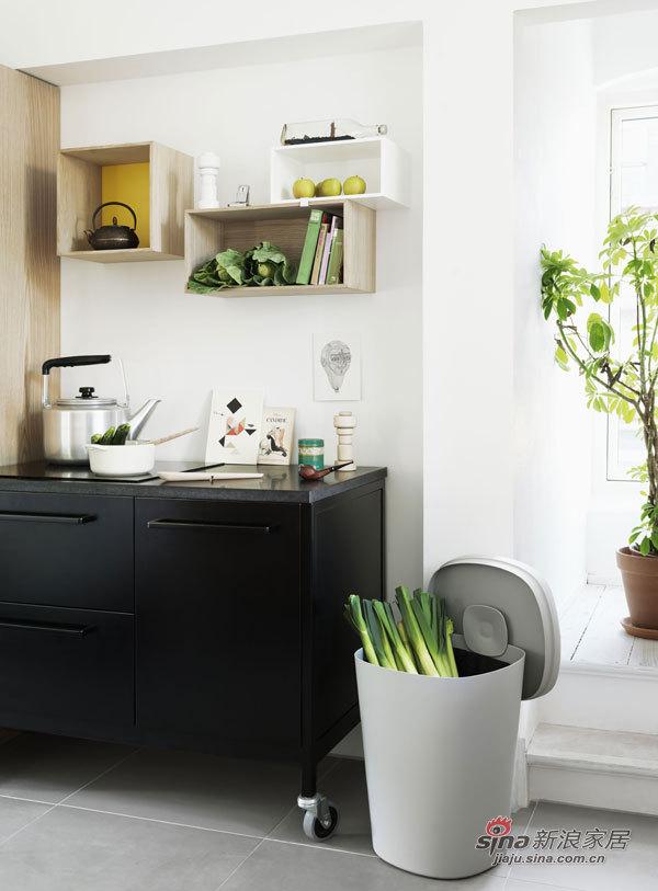 混搭 loft 厨房图片来自用户1907691673在120平混搭休闲欧美实用现实loft60的分享