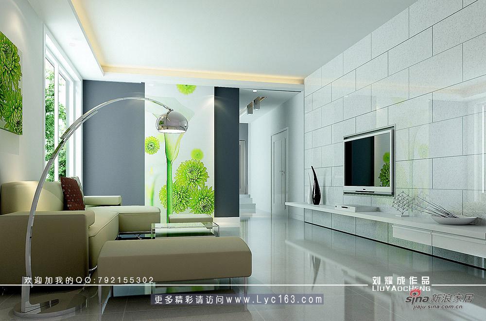 简约 三居 客厅图片来自用户2739081033在我的专辑431622的分享