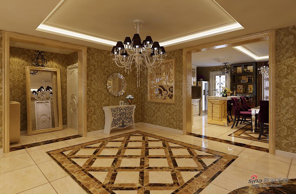 欧式 三居 其他图片来自用户2746869241在皇城东苑华丽欧装69的分享
