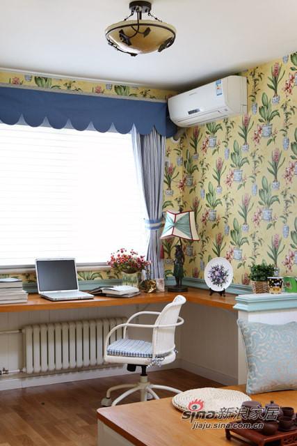 书房兼客房兼茶室