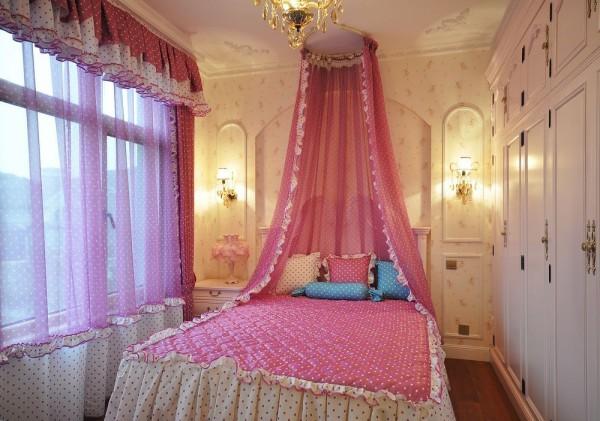 洛可可 卧室