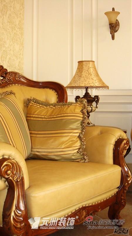 欧式 三居 客厅图片来自用户2746953981在感受欧式豪宅家居风88的分享